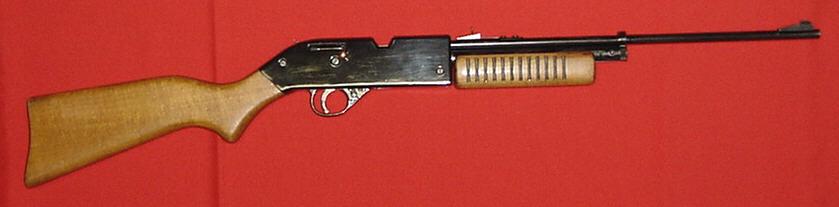 Crosman airgun Model 760 d manual