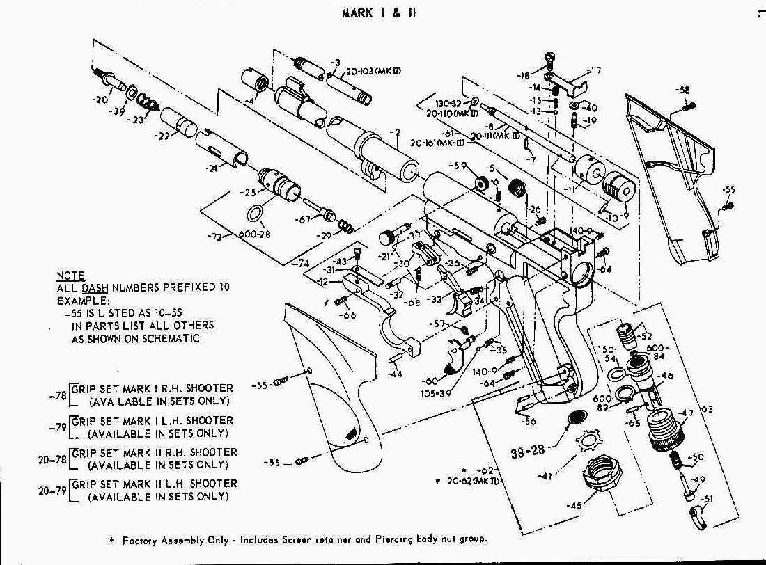 Crosman Mark I Amp Ii Pistols By Todd Cooper Airguns Canada